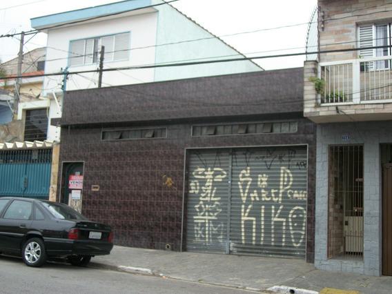 Oportunidade V.formosa, Salão Com. + Casa, Ótima Localização