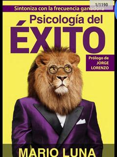 Libro Psicología Del Exito Mario Luna Digital Entrega Rápida