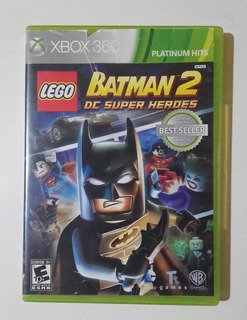 Lego Batman 2 Xbox 360 Lenny Star Games
