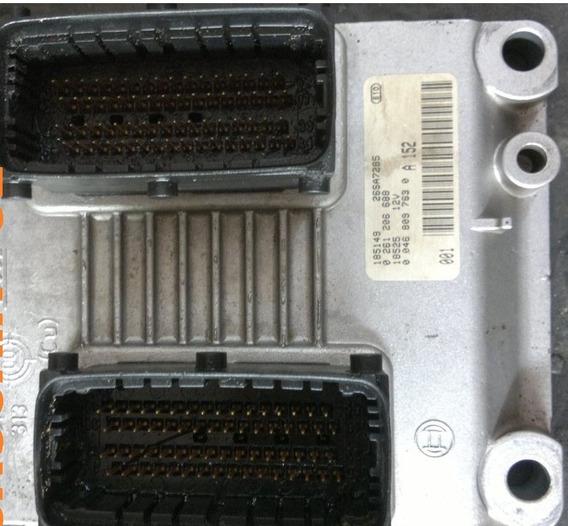 Modulo Injeçao Palio Bosch 0261206688 Me73h4 Desbloqueado
