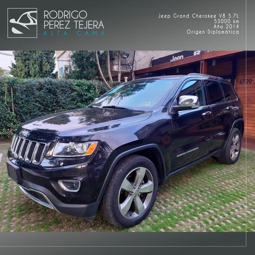 Jeep Grand Cherokee Limited 5.7l V8 Hemi 352cv Diplomática!!