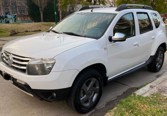 Renault Duster 2.0 4x4 Tech Road 138cv 2013