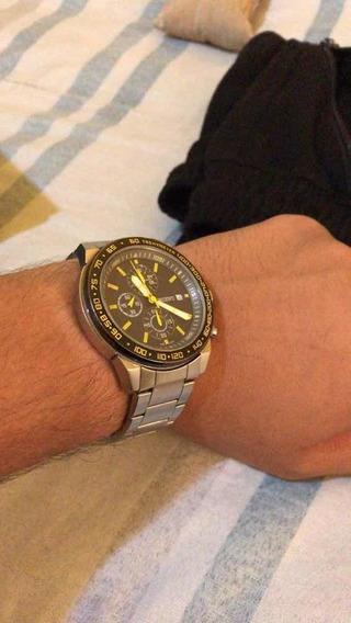 Relógio Orient Tachymeter