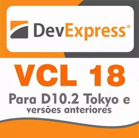 Devexpress 18.1.2 Vcl Versão Nova!