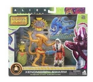 Alien Xenomorph Swarm Dron Colonial Marines