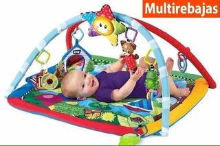 Gimnasio Con Juguetes Para Bebés Niños Niñas Estimulacion