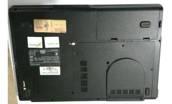 Carcaça Notebook Inferior E Superior Sim Ibyte Active 3