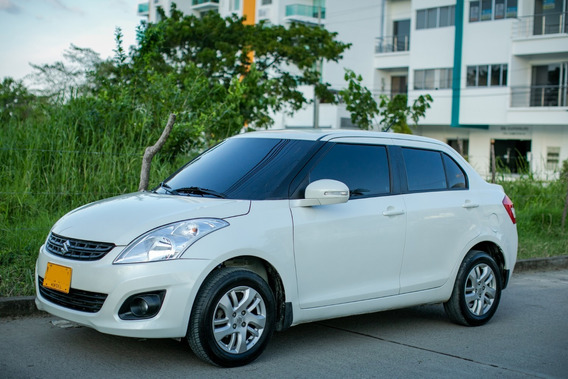 Susuki Swift Sedan 1.2 Modelo 2015 Color Blanco Perlado