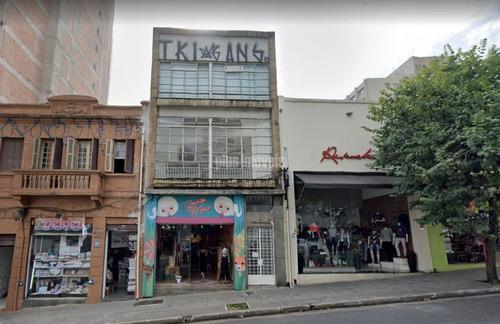 Prédio Comercial Para Venda No Bairro Consolação Em São Paulo - Cod: Mi127984 - Mi127984