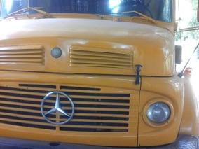 Mercedes Benz 1518 Tractor