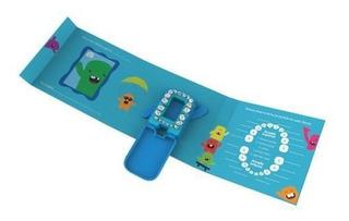 Álbum Infantil Para Dentes Azul Premium Angie