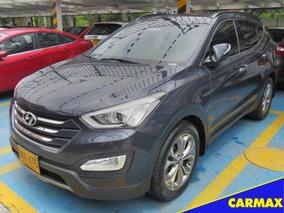 Hyundai Santa Fe 2014 Recibo Carro