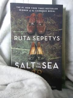 Salt To The Sea - Libro