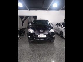 Toyota Hilux Hilux Cd Srv D4-d 4x4 3.0 Tdi Diesel Aut