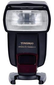 Flash Yongnuo Yn 565ex Ill N Speedlite Ttl P/ Câmeras Nikon