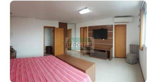 Imagem 1 de 13 de Apartamento Com 3 Dormitórios À Venda, 186 M² Por R$ 1.100.000,00 - Nossa Senhora Das Graças - Manaus/am - Ap2872