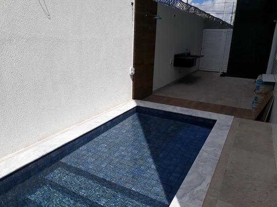 Intermares - Apartamento Térreo Com Piscina, A 400m Do Mar,