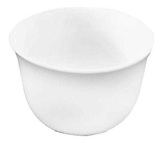 Dip Bowl Pote Salsero Salsa Ceramica Blanco Soja Sushi