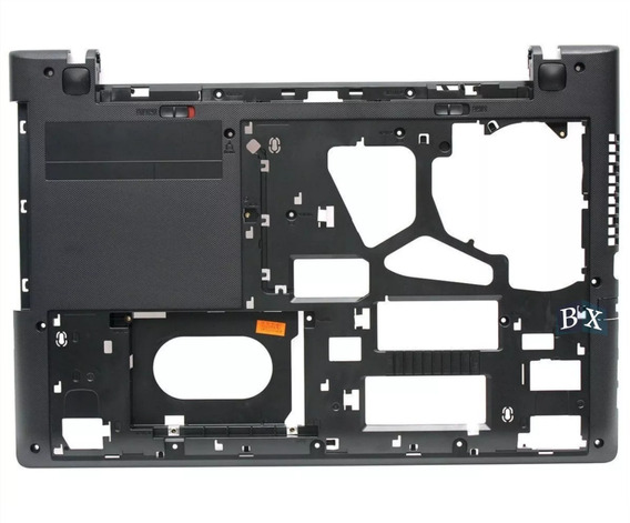 Carcaça Chassi Inferior Lenovo G40-70 G40-80 G40 Preto Nfe
