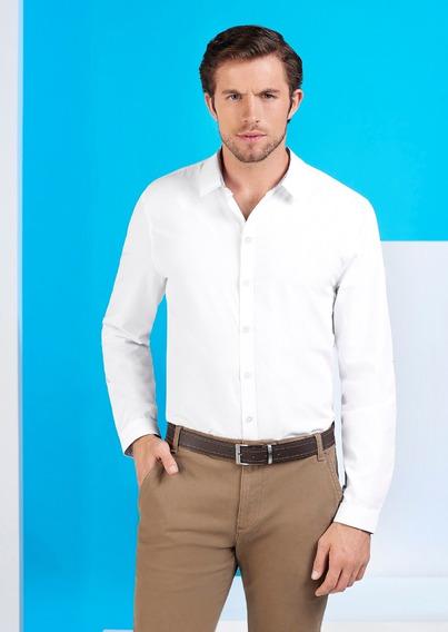 Camisas Blanco 1431858 Ferrato