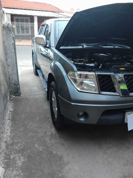 Nissan Frontier 2.5 Sel Cab. Dupla 4x4 4p