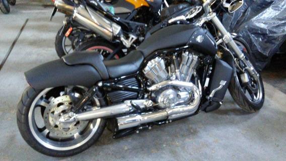 Harley Davidson Vrscf Vrod Customizada Com Suspenssão A Ar
