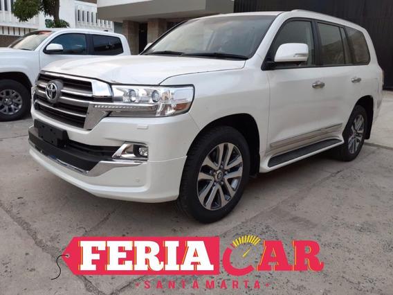 Toyota Lc200 Nueva Gxr Modelo 2019 Lista Para Matricular
