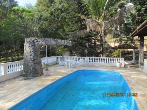 Imagem 1 de 14 de Chácara No Condomínio Lagoinha Em Jacareí-sp - Ch04 - 3125744