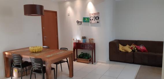 Apartamento Nova Aliança - 2 Suítes, 1 Lavabo, Sala, 1 Vaga