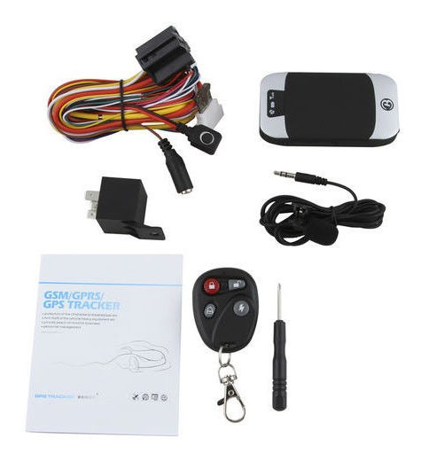 Kit Sistema Web + Rastreador Gps Coban Carro-moto