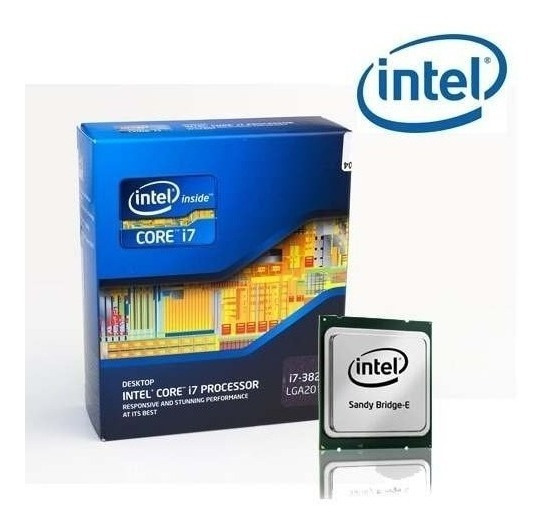 Processador Intel Core I7 3820 3.6ghz Lga-2011 10mb Cache