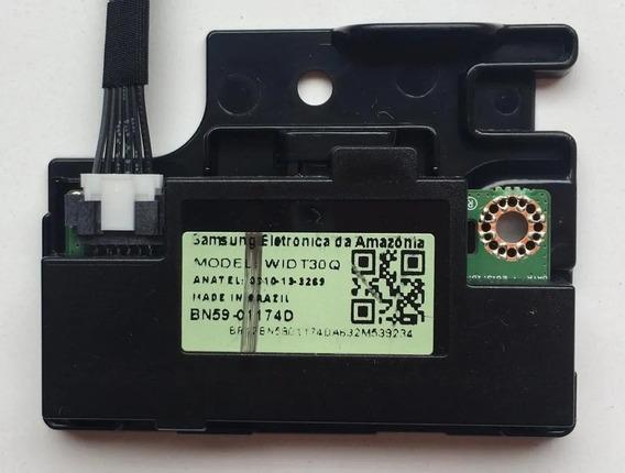 Módulo Wifi Tv Samsung Un43j5290ag Semi Novo