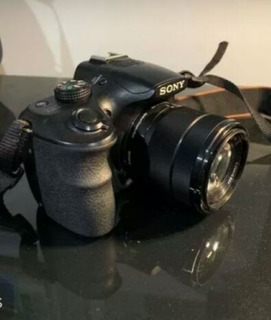 Camara Sony Alpha A3000