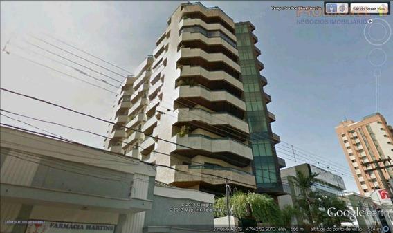 Apartamento Alto Padrão - Centro De Tietê /sp - Ap0050