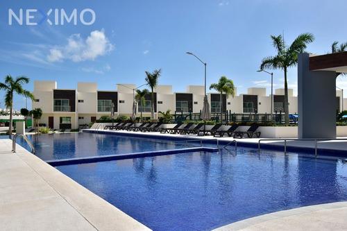 Imagen 1 de 8 de Se Vende Casa En Residencial Long Island Cancún Quintana Roo