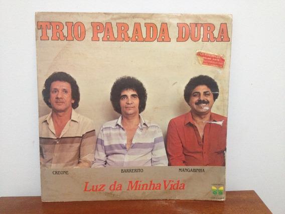 Lp/vinil - Trio Parada Dura - Luz Da Minha Vida