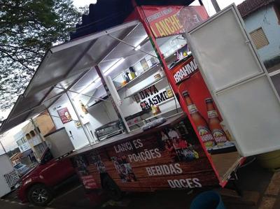 Trailer De Lanche (food Truck)