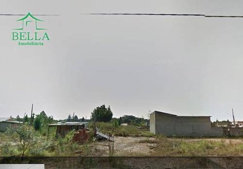 Terreno  Residencial À Venda, Balneário São João Batista I, Peruíbe. - Te0148