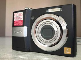 Máquina Fotográfica Lumix Ls80