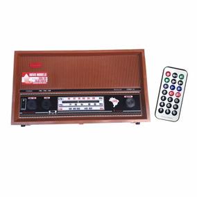 Rádio Portátil Itamarati 3 Faixas C/controle, Bluetooth E Us