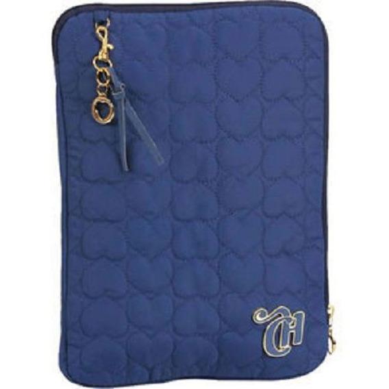 Capa Protetora Dmw Netbook E Tablet 10 Capricho Azul - 1958