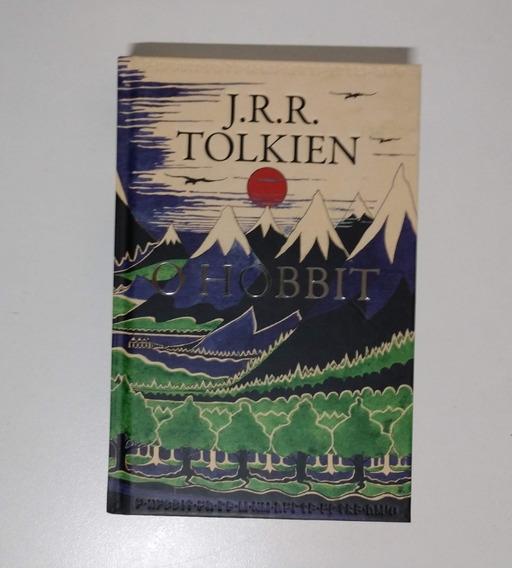 Hobbit - J. R. R. Tolkien - Capa Dura