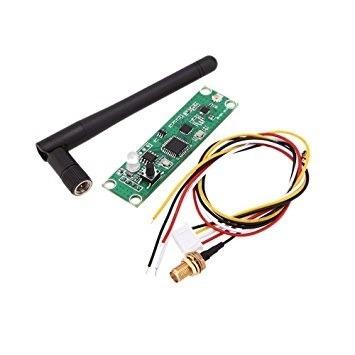 Placa Dmx Wireles 2,4 G Transmissor Receptor
