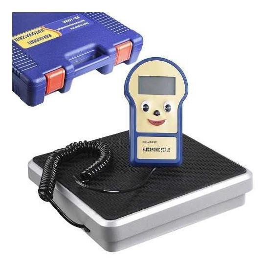Yescom 220 Libras De Refrigerante Digital De Carga Hvac
