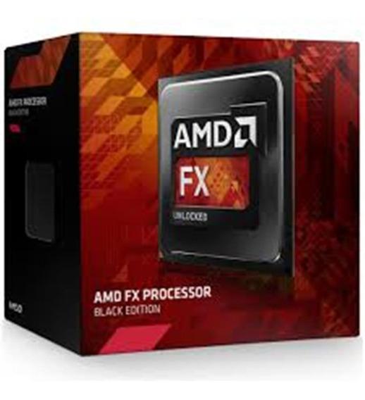 Processador Amd Vishera Fx4300 3.8ghz 8mb Am3 95w