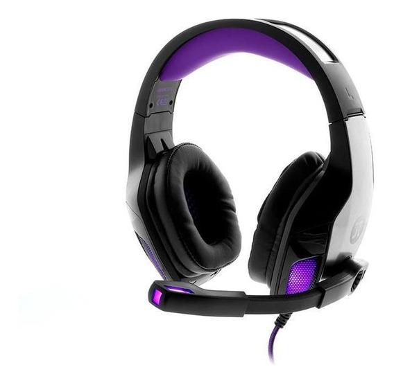 Audífonos Gaming Primus Arcus 250 Usb 7.1 Iluminación Led