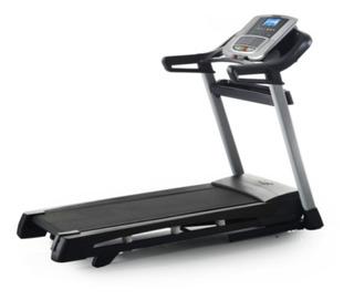 Esteira elétrica NordicTrack Fitness C 500 127V cinza