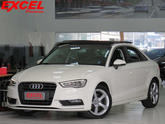 Audi A3 1.8 Tfsi Sedan 20v 180cv Gasolina 4p Aut