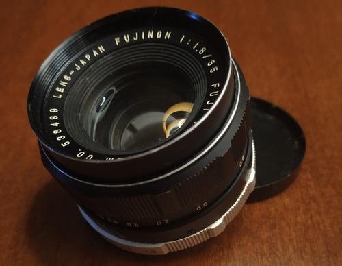 Fujinon 55mm 1.8 M42
