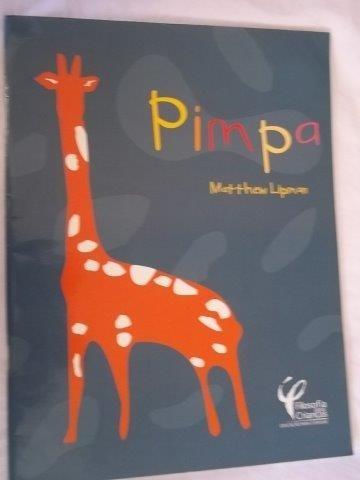* Pimpa - Matheus Lipman - Livro